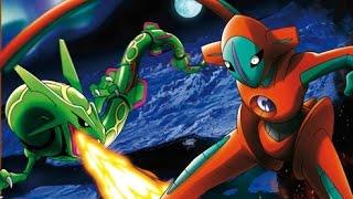 Pokemon | Rayquaza vs Deoxys [AMV] | 1080p