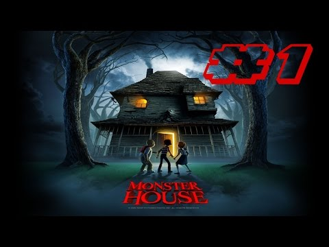 Monster House Gameplay Walkthrough Part 1 Chapter one Inside the House