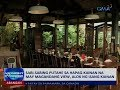 Saksi Sari Saring Putahe Sa Hapag Kainan Na May Magandang View Alok Ng Isang Kainan mp3