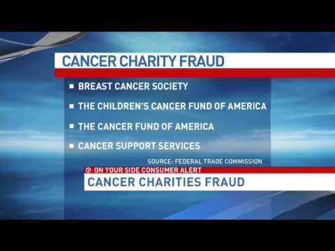 7 on your side consumer alert cancer charity scam