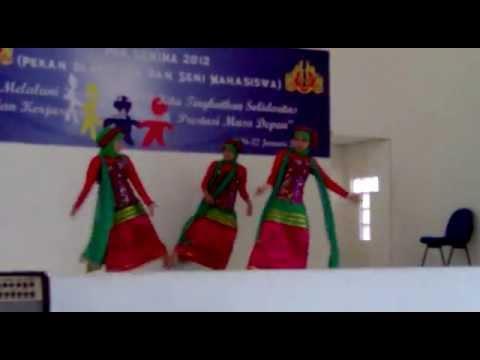 Jaipong Kembang Tanjung ( The Jaipong Dance Of West Java ) video