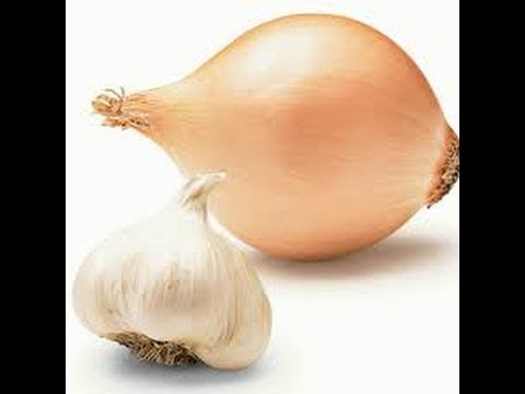 Thinning Hair Solution - Garlic & Onion Rub