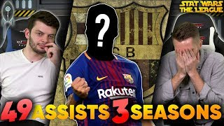 Barcelona Most UNDERRATED Player Is…   #StatWarsTheLeague