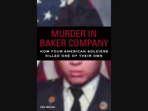 Pt. 1/5. The Murder Of Richard T. Davis.  With Cilla McCain, Author Of Murder In Baker Company.