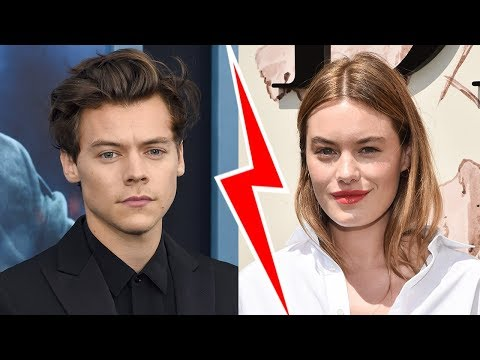Harry Styles & Camille Rowe SPLIT After a Year Together