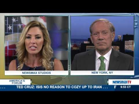 America's Forum | George Pataki talks about the terror threats specifically against NYC