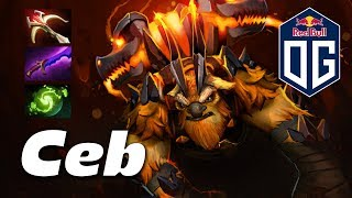 Ceb 7Mad Earthshaker | Dota 2 Pro Gameplay