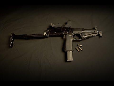 9-мм модернизированный пистолет-пулемет СР2М. Обзор