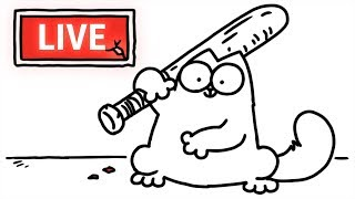 Mid week laughs! - Simon's Cat I LIVE