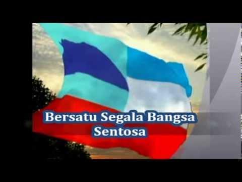 Sabah Tanah Airku Minus One video