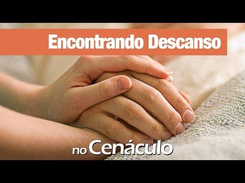 Encontrando descanso | no Cenáculo 21/06/2019