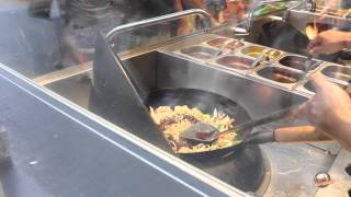 Wok To Walk Noodle - Barselona/İspanya