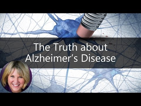 The Truth about Alzheimer's Disease | Lori La Bey | Sixty and Me Show