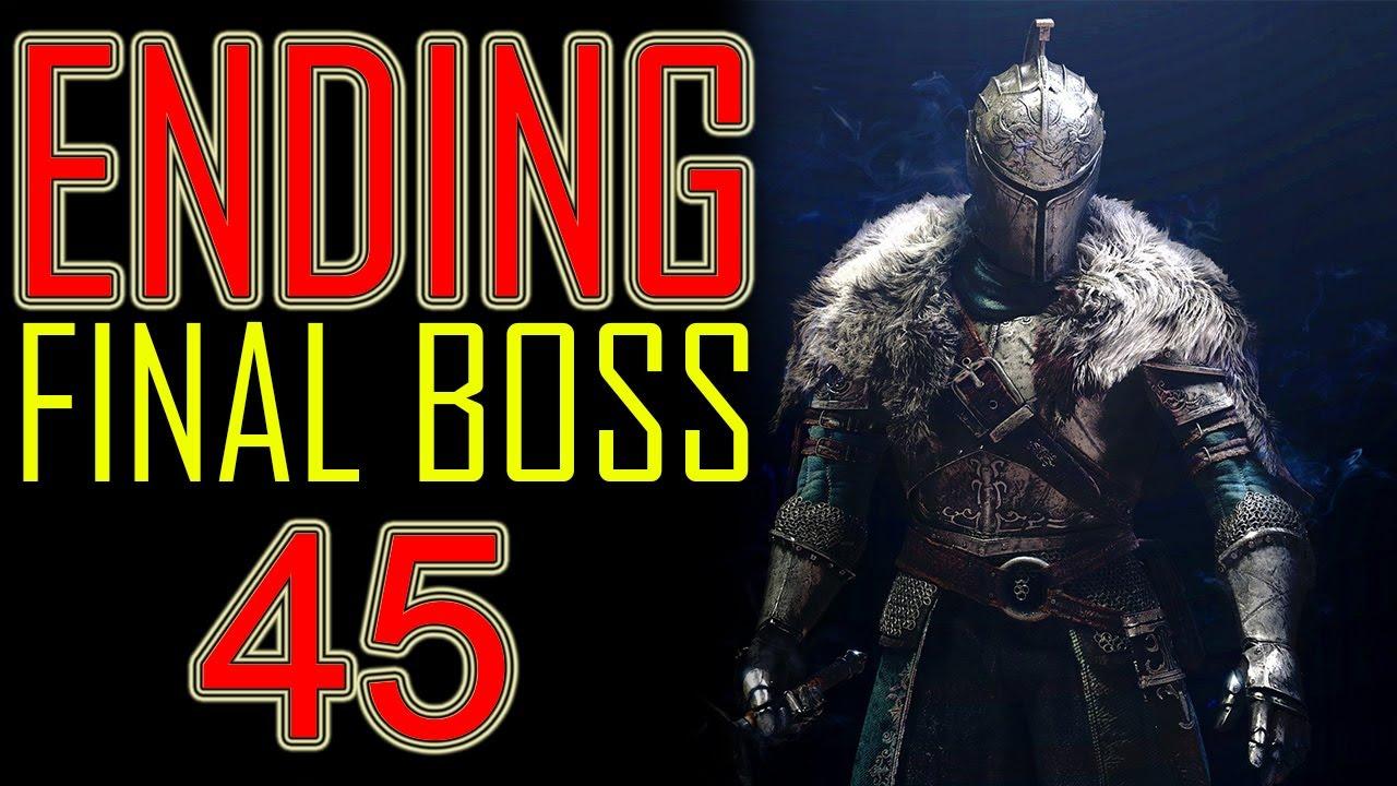 Dark Souls 2 Final Boss Dark