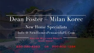 Adams Homes in Pensacola FL - Weatherstone