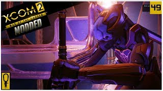 ASSASSIN STRONGHOLD PT 2 - XCOM 2 WOTC Modded Gameplay - Part 49 - Let's Play Legend Ironman