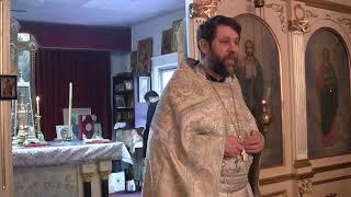 3 января 2021. 11:13. Святителя Петра, митрополита Московского. Воскресенье, литургия.