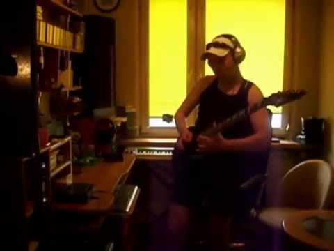 Improwizowane Solo Na Gitarze