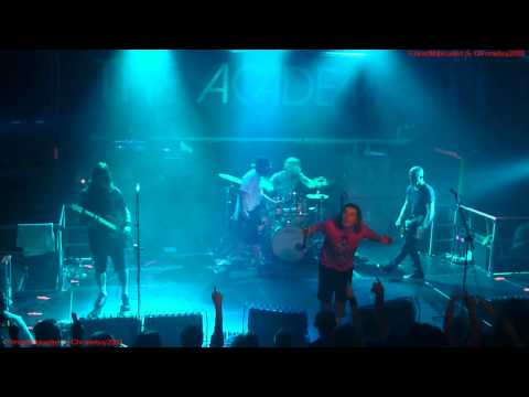 Ugly Kid Joe - Goddamn Devil / Everything About You Live at The Academy Dublin Ireland 3 Nov 2012