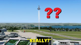Guy Launches SPACE SHUTTLE in Flight Simulator X (Multiplayer ATC)