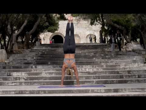 A Sunday morning in Athens... Ashtanga Yoga - Sofia Xirotiri
