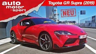Toyota GR Supra (2019): Neue Legende oder BMW Z4-Abklatsch? Fahrbericht/Review) | auto motor & sport
