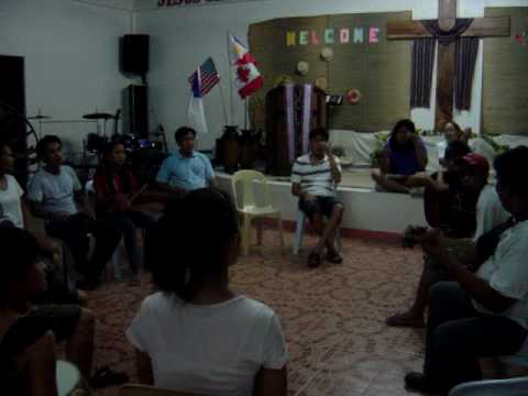 Philippines Rosario and Canadian Youth Gather to JAM!!