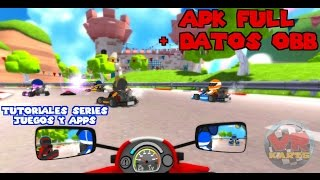 VR Karts GP Full ●●● apk + datos obb ●●●