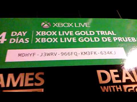 free 14 day trial for xbox live! youtube