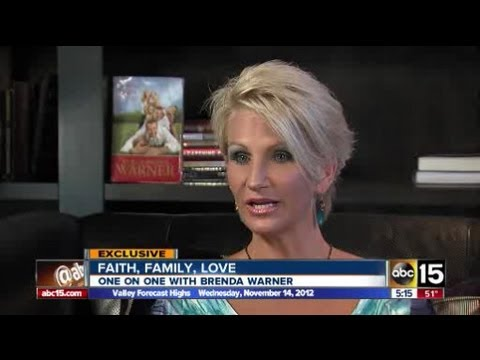 Brenda Warner talks to ABC15 on family and faith