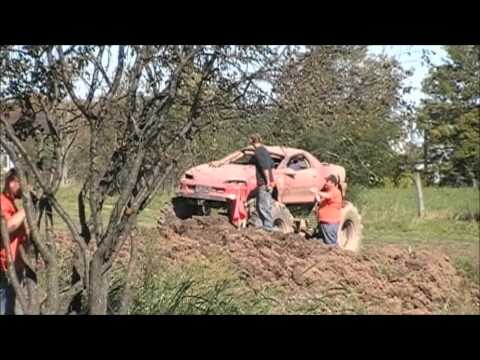 4X4 Mud Trucks Barnyard Boggers Mudding Hard
