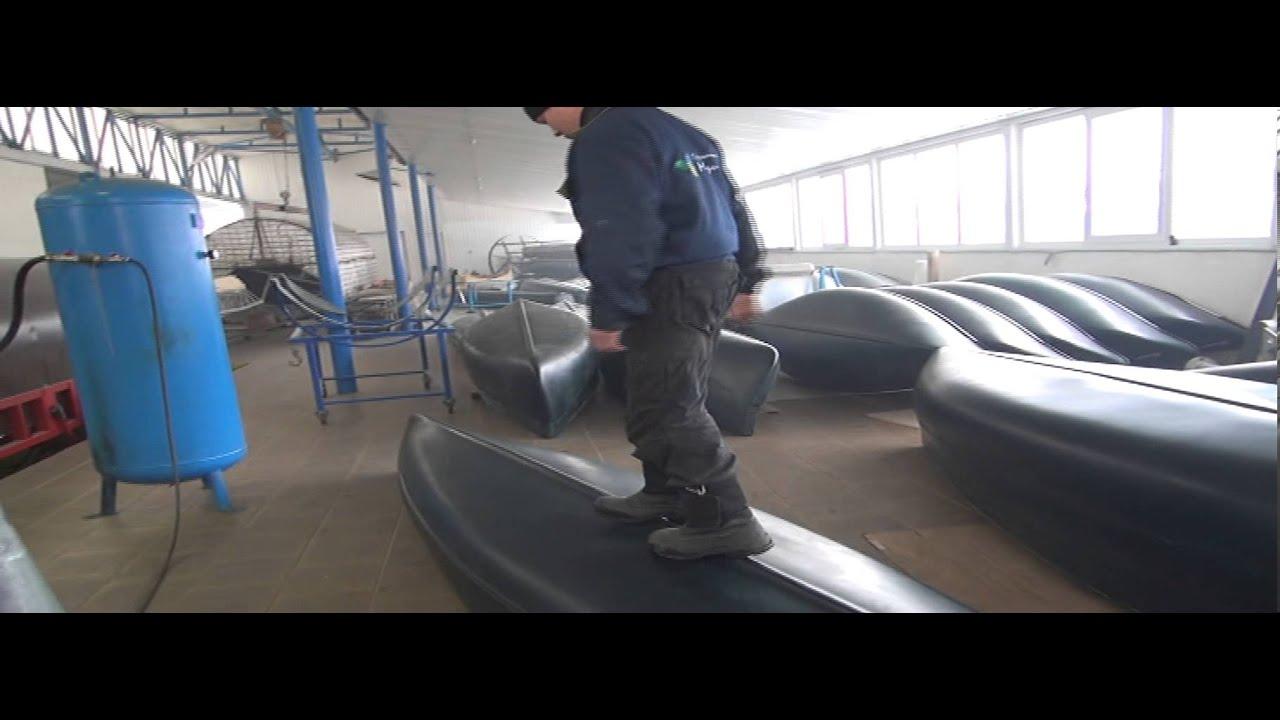 Как сделать лодку из полиэтилена