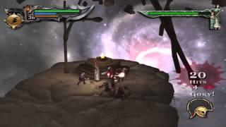 God of War Top 5 #1 Kratos vs Ares