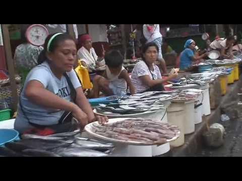Davao City Agdao Market Philippines