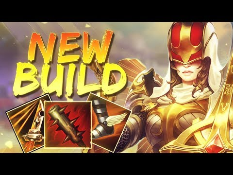 Nemesis: THE NEW BUILD ACTUALLY ONE SHOTS! - Smite