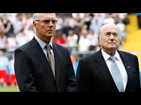 Franz Beckenbauer BANNED by Fifa for 90 days   BREAKING NEWS