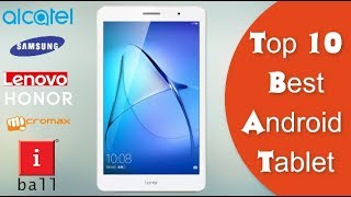 Top 9 Best android tablet | With Price | India