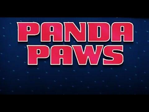 Kung fu panda 3 PANDA PAWS