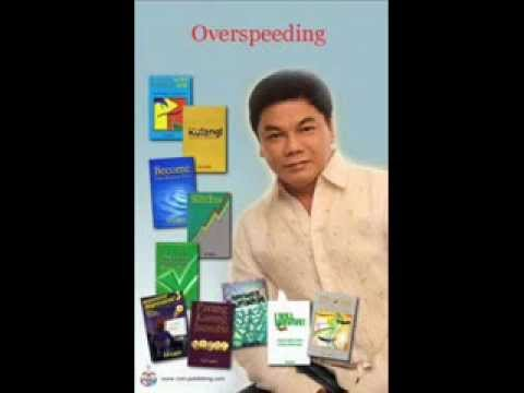 Overspeeding By Pastor Ed Lapiz video