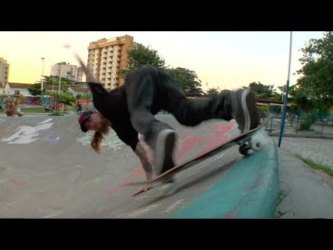 Mike Vallely | DRIVE: The Old Skatepark (2008)