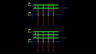 TOP DOWN 2 - sự khác nhau giữa top down và semi top down