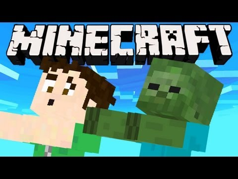 Minecraft - THRILLER ZOMBIE