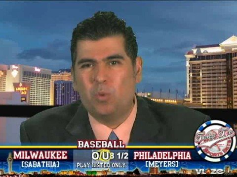 Milwaukee Brewers at Philadelphia Phillies Game 2 MLB Odds and Best Bet on Thursday Video