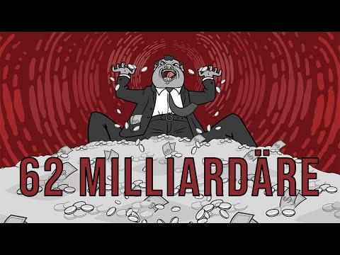 62 Milliardäre (Official animated Video) - Tom Unterweger und die tanzenden Leichen