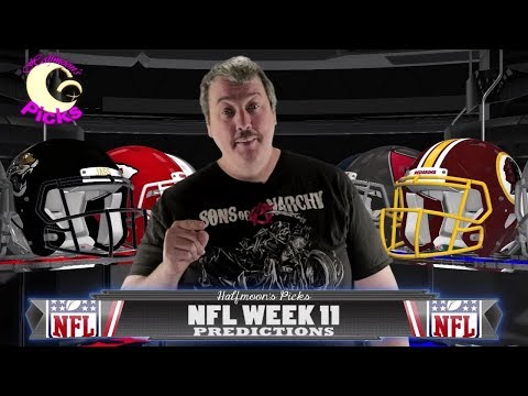 NFL Week 11 ATS Picks for the 2017-2018 Football Season