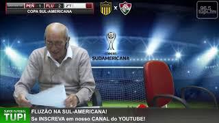Pearol 0 x 1 Fluminense Copa SulAmericana 23072019