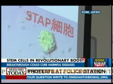 Japan revolutionise Stem cell