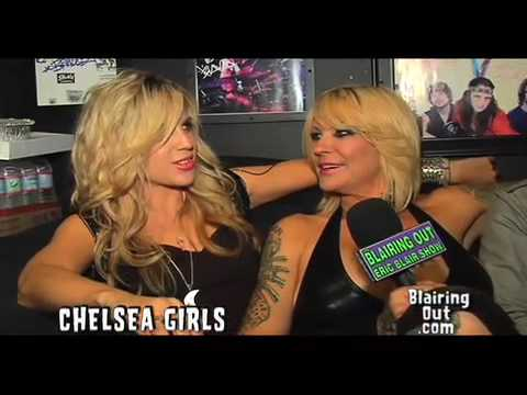 CHELSEA GIRLS Talk with ERIC BLAIR 09