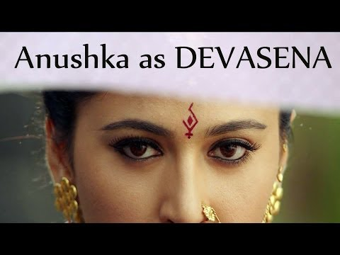 Making Of Baahubali - Happy Birthday Anushka video