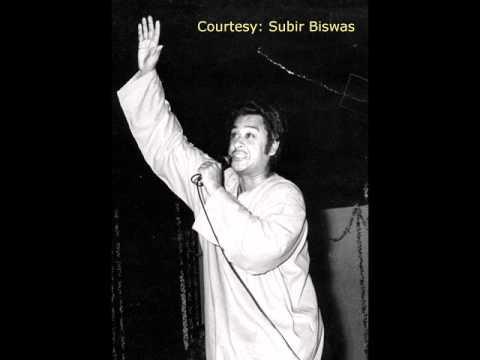 Mere Naina Sawan Bhadon -----Tribute to kishore kumar by hashim...